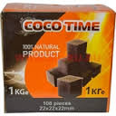 Coal Coconut Coco Time 1 of kg (108 pieces) - in