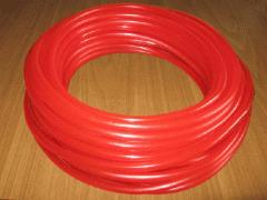 Electroinsulating tubes