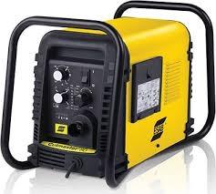 ESAB Cutmaster 120 installation