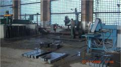 Granite processing plan