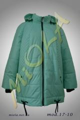 Free spring jacket, model 17-10