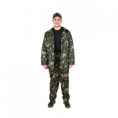 Куртка ватная камуфлированная арт.: 416
