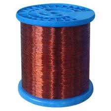 PET-155 enamel wire, coils of small weight are