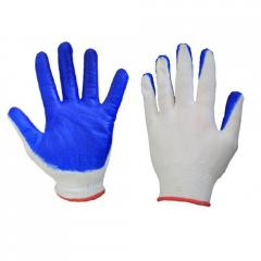 4216 Gloves nylon covered with latex D