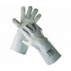4299 Gloves of the welder spilkovy unlined