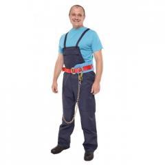 4360 Belt safety PP-1G bezlyamochny