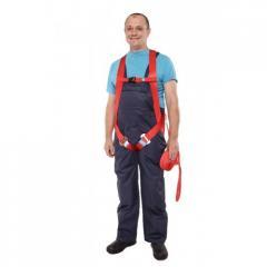 4364 A belt safety software - ІІ DN with shoulder