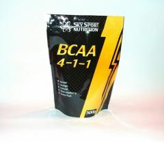 BCAA SKY SPORT NUTRITION OF BCAA OF 4-1-1 500 G