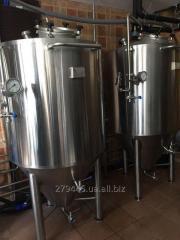 ציוד לייצור בירה