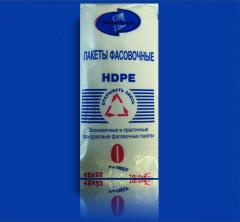 Пакет Фасовочный полиэтиленовый 10х22 №0 ТК