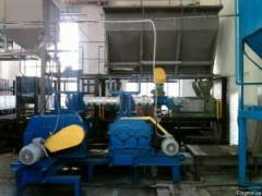 The equipment for fat-and-oil industry