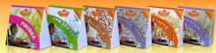 Kashi of instant preparation, porridge dietary,