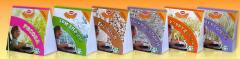 Kashi of instant preparation, porridge dietary,
