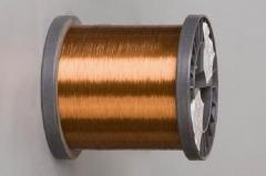 Emalprovod is copper obmotochny, coils of small