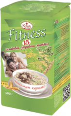 Fitness. Flakes of 11 cereals + flax + sesame +