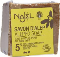 Aleppsky soap of 5% 185 g