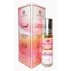 Арабские духи Sabaya