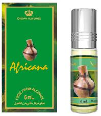 Арабские духи Al Rehab - Africana (6 мл)