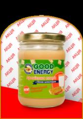 Арахисовая паста (арахисовое масло) с белым шоколадом 250 мл