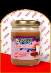 Арахисовая паста (арахисовое масло) с черным шоколадом и мятой 250 мл