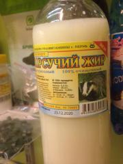 Badger fat of 250 ml