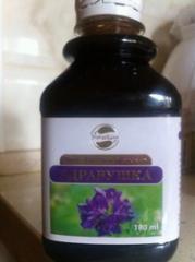 Водный экстракт люцерны Здравушка 20% (витаминный комплекс, иммунитет)180 мл