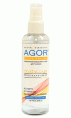 Дезодорант-спрей Минеральный Crystal Lady Агор 100 Мл