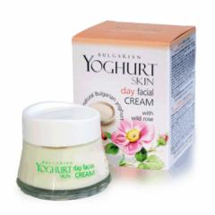 Дневной крем для лица Bulgarian Yoghurt skin 50 мл