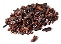 Какао бобы сырые очищенные измельченные 1 кг