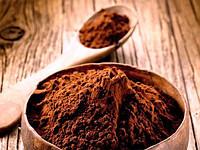 Какао порошок натуральный темный жирность 22% 100 г