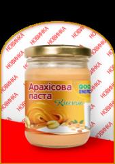 Classical peanut paste (peanut butter) of 250 ml