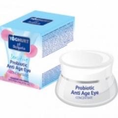 Концентрат против морщин для кожы вокру глаз Yoghurt Probiotic 40 мл
