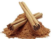 Cinnamon Ceylon natural (Sri Lanka) in powder of