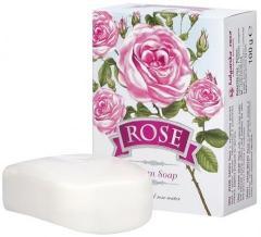 Крем – мыло Rose с розовым маслом 100 г