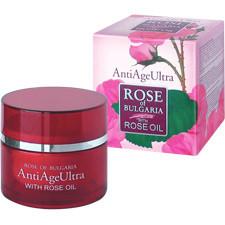 Крем для лица Rose Oil Ultra с розовым маслом Rose of Bulgaria