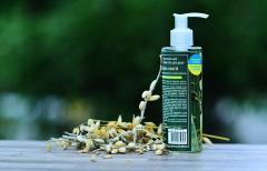 Крем-гель для душа оливковый