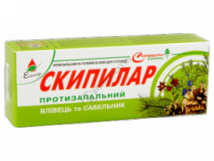 Крем-гель скипилар противовосп. с можжевельником и сабельником