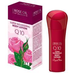 Лосьйон для тела с маслом розы с лифтинг эффектом Q10