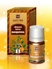 Мандарина эфирное масло 5 мл до 10.16