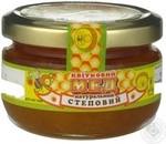 Мед цветочный луговой натуральный 170г Златомед