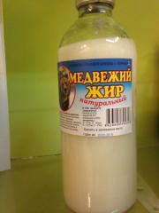 Bear fat 250 of ml