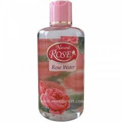 Натуральная розовая вода 200мл Rose Natural
