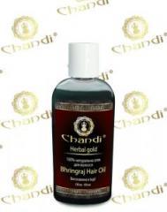 Натуральное масло для волос Брингарадж Chandi, 100мл