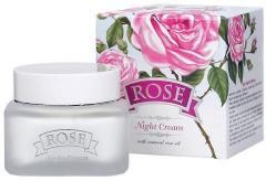 Ночной крем Роза