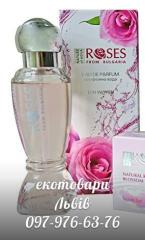 Парфюмированная вода Agiva Roses, 65ml