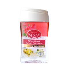 Розовая вода двухфазная Natural Rose 130 мл з аргановым маслом