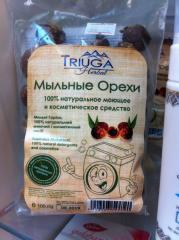 Серия Триюга Хербал (Triuga Herbal) Мыльные орехи (soap nuts), 100 г.