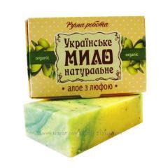 Украинское мыло натуральное РОЗА 100 г