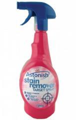 Универсальный спрей-пятновыводитель Astonish Stain Remover Target Spray 750 мл
