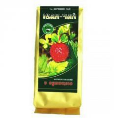 Ферментированный Иван-чай с земляникой